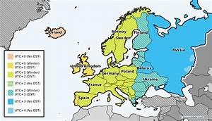 Daylight saving time 2017 europe
