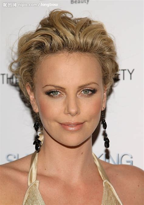 charlize theron hairstyle ideas  pictures