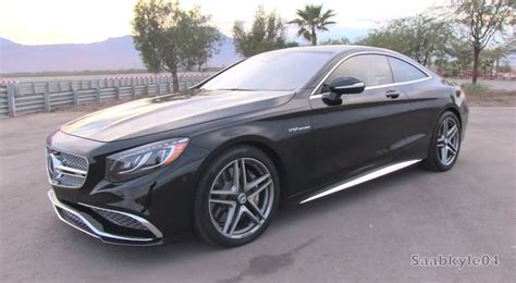 Exclusive reports and current films: Mercedes S65 AMG Coupe V12 - Motorward