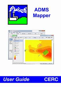 Adms Mapper User Guide Cerc