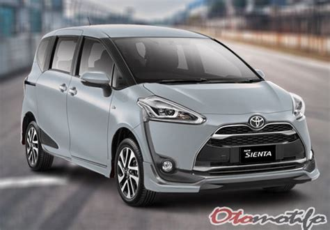 Modifikasi Toyota Sienta by Harga Toyota Sienta 2019 Review Spesifikasi Modifikasi
