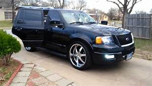 Ford Expedition On 24s And Screens Part 2