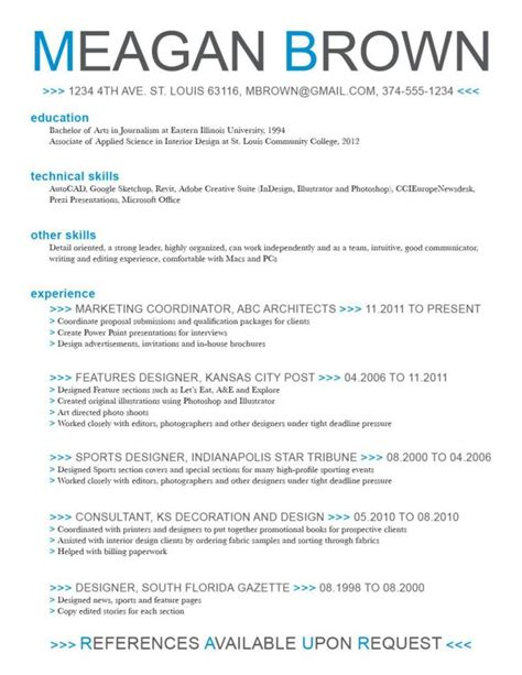 171 best images about resume exles on