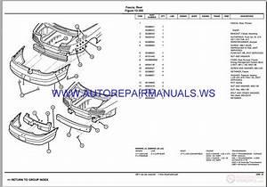 Chrysler Dodge Sebring Jx Parts Catalog  Part 2  1997