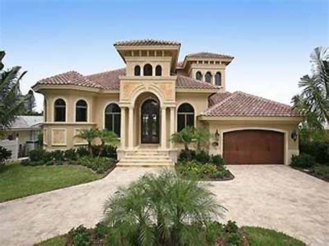 Spanish Style Home Design In Florida Spanish Style Homes