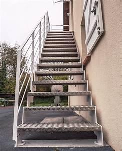 garde corps escalier design et verriere sur mesure en With good escalier de maison exterieur 9 amenagement mezzanine