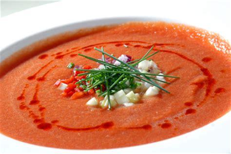 recette cuisine gaspacho espagnol recettes de gaspacho