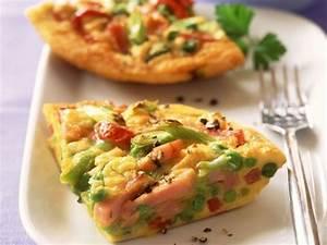 Omelette Mit Gemüse : gem se schinken omelett rezept eat smarter ~ Lizthompson.info Haus und Dekorationen
