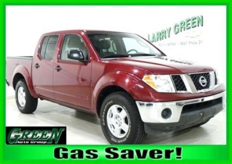 Fuel Efficient V6 Cars by Sell Used Fuel Efficient 4l V6 Rwd 4d Crew Cabin Rear Step