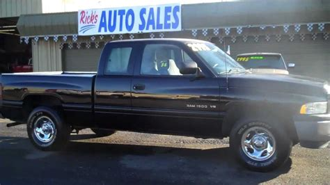 1996 DODGE RAM 1500 CLUB CAB SOLD!!   YouTube