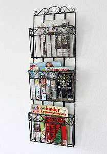 Zeitschriftenhalter Wand Weiß : zeitungsst nder wand ebay ~ Michelbontemps.com Haus und Dekorationen