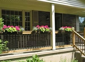 Best, Wrought, Iron, Porch, Railing, Ideas