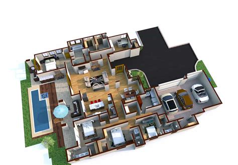 3d Floorplan Services  Virtual Staging & Rendering Group