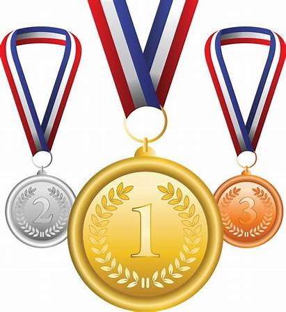 Medal Transparent Clipart Medals Olympic Gold Drawing