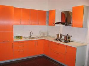 contemporary kitchen cabinets design amaza design With what kind of paint to use on kitchen cabinets for black silver wall art