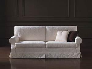 Stoff Für Couch : sofa mit klassischen linien abnehmbarem stoff f r wohnzimmer idfdesign ~ Markanthonyermac.com Haus und Dekorationen