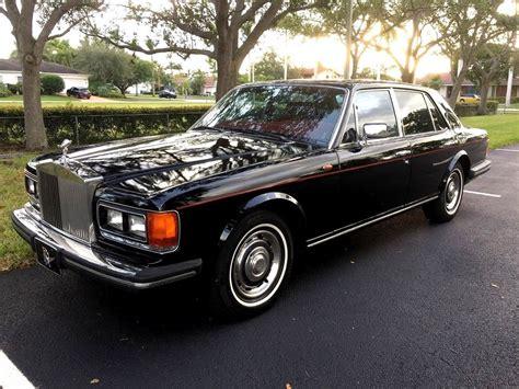 Rolls Royce Ebay by Ebay Find Of The Week 1986 Rolls Royce Silver Spirit