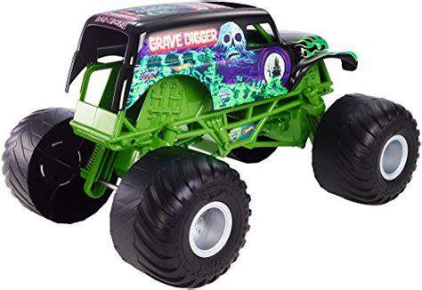 grave digger monster truck toys wheels monster jam giant grave digger truck toy in