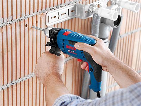 Die Professionellen Blauen Elektrowerkzeuge Von Bosch Für