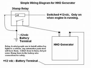 Hho Wiring Diagram For Automobile