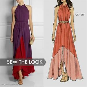 Sew the Look: This maxi dress pattern is perfect for all ...