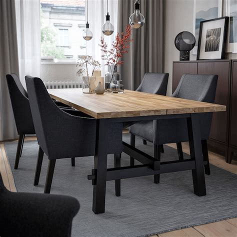 skogsta dining table acacia ikea