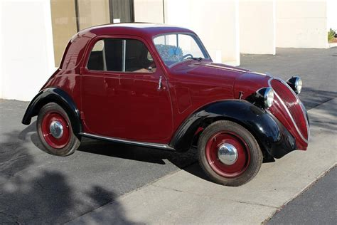 Fiat Cars For Sale by 1937 Fiat 500a Topolino For Sale 1935805 Hemmings Motor