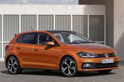volkswagen polo new 2017 volkswagen polo first photos including the gti