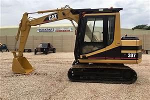 Caterpillar Roll Back Cat 307 Excavators