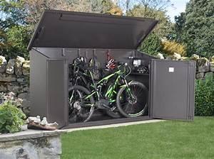 Access E Plus Bike Storage