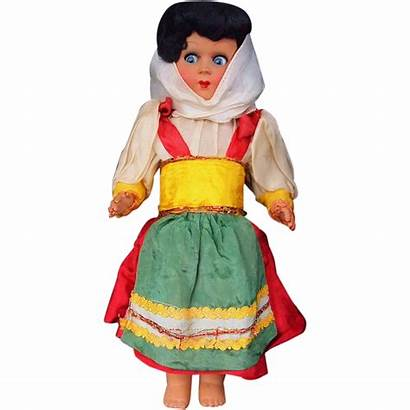 Italy Doll Hard Athena Souvenir Piacenza