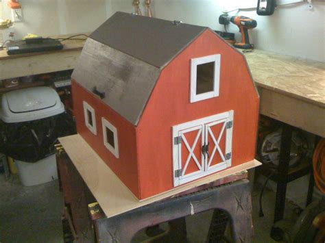 woodworking plans toy barn  woodworking