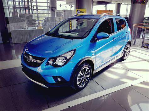 Nuova Opel Karl Rocks A Roma Concessionaria Autostemac