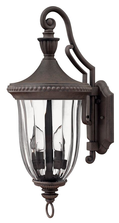hinkley lighting 1244mn oxford traditional outdoor wall