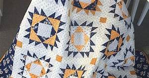 Quilting Land  Blue Cheese Quilt