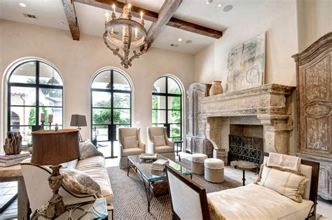 Luxury Mediterranean Architecture Interior Popular Home