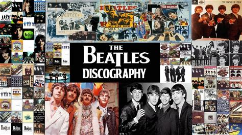 The Beatles Discography On Youtube! Youtube