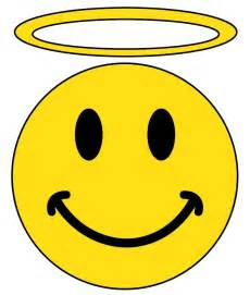 Angel Smiley-Face