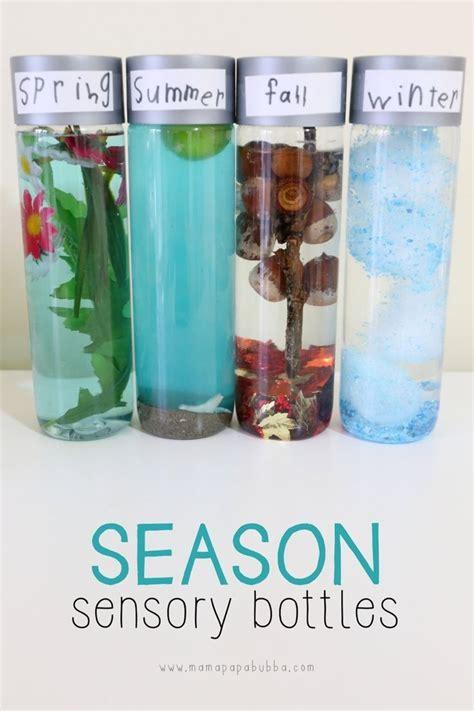 sensory bottles for preschool season sensory bottles papa bubba clean 706