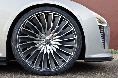 Avant Garde Wheels For The Tesla