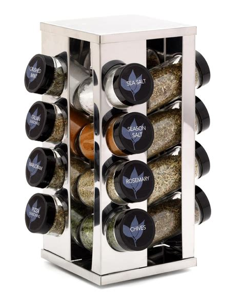 Wall Mount Spice Rack Canada by 16pc Heritage Spice Rack 00807207000 5084920 M