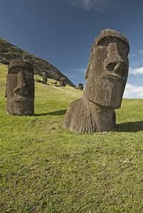 easter island rapa nui moai conservation project world