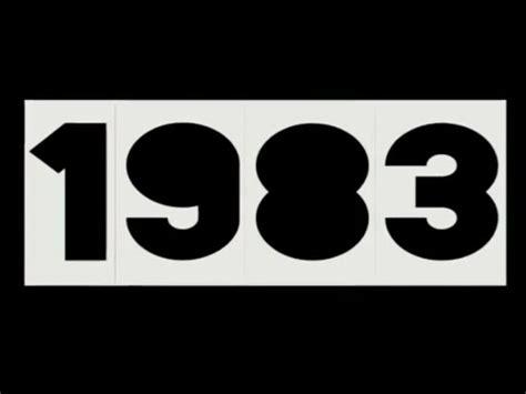 Uk's Biggest Selling Singles Of 1983  Top 100 Youtube