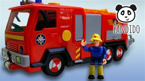 sam el bombero juguetes deluxe jupiter pandido tv