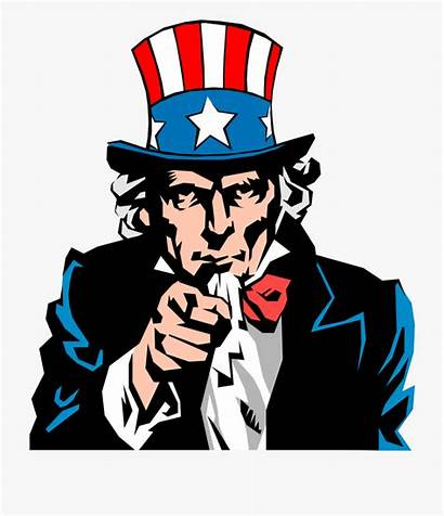 Uncle Sam Clipart Money Want Need American