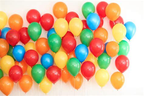 set   balloon wall photo backdrop
