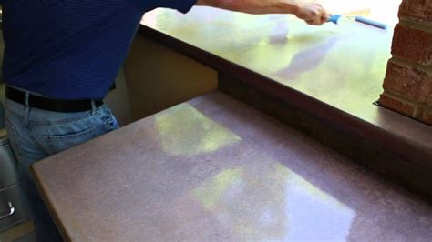 sealer for concrete countertops how to seal and your concrete countertops z