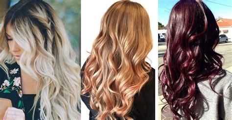 summer hair colors top summer hair colors 2017 trends to follow this season