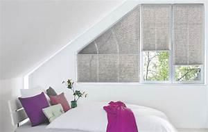 Gardinen Für Dreiecksfenster : faltrollo bester sonnenschutz f r fenster ~ Michelbontemps.com Haus und Dekorationen