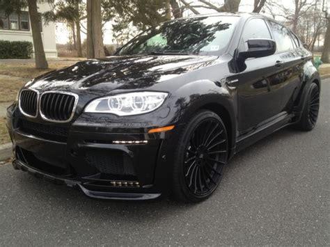 2013 BMW X6 M Black